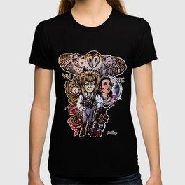 Goblin King Fan Art T-shirt