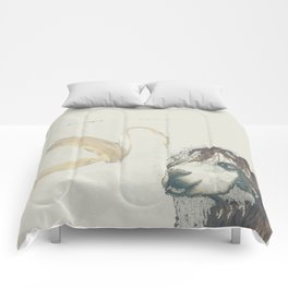 Lama banana Comforters