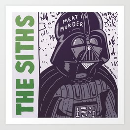 The Siths Art Print