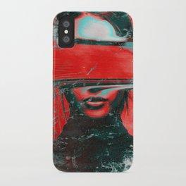 Razel iPhone Case