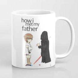 How I met my father Coffee Mug