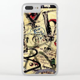 Your Band Sucks Clear iPhone Case