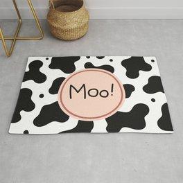 Cow Moo! Rug