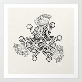 """Try Knot to Know Knot"" Art Print"