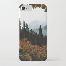 Fall Framed Trail iPhone 7 Slim Case