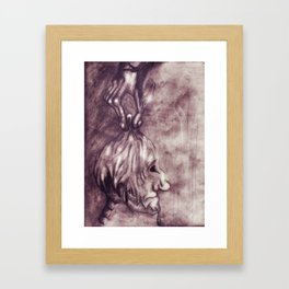 &fume Framed Art Print