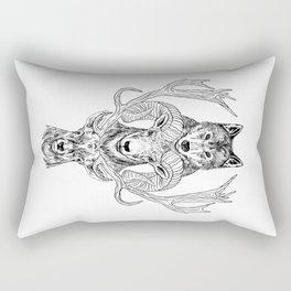 Wolfram & Hart Rectangular Pillow
