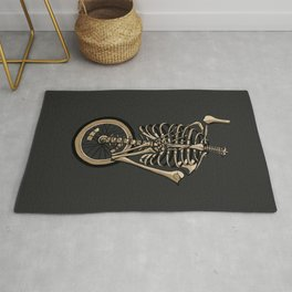 You know exactly how this works Rug