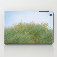 dune iPad Cases featuring Dune Grass by A Wandering Soul