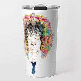 Flowering substantial on The Lover   Travel Mug
