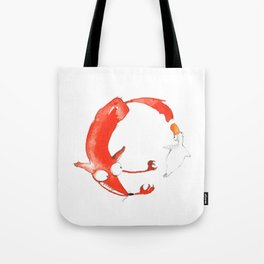 The Ring #2 Tote Bag