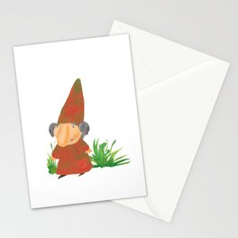 Wilhelmina the Gnome Stationery Cards