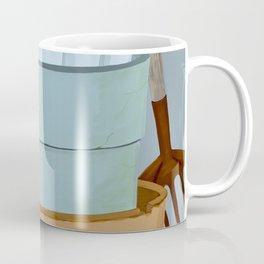 Stacked pots Coffee Mug