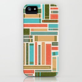 Socially Networked. iPhone Case