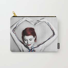 Peace of Heart Carry-All Pouch