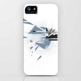 Badaboom! iPhone Case