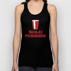 solo mission Unisex Tank Top