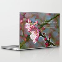 poem Laptop & iPad Skins featuring Poem from Rumi by Lucia