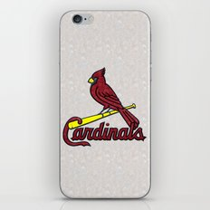 St. Louis Cardinals Logo iPhone & iPod Skin