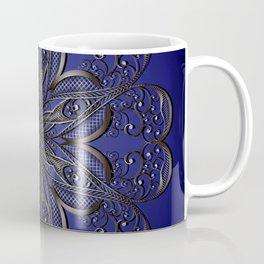 Silver ornament decoration Coffee Mug