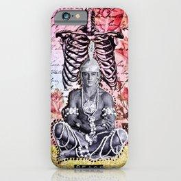 Peace. iPhone Case