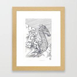Airheart 2 Framed Art Print