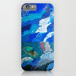 """""""The Witching Hour"""" by ICA PAVON iPhone Case"""