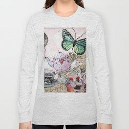 AFTERNOON - madewithunicorndust by Natasha Dahdaleh Long Sleeve T-shirt