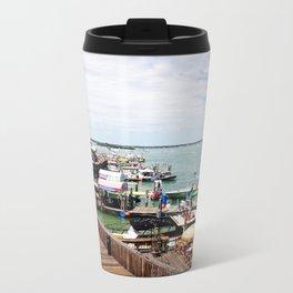 Madeira Pier Travel Mug