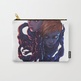 Lara and Leon Carry-All Pouch