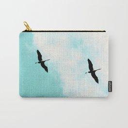 Crane(s) V Carry-All Pouch