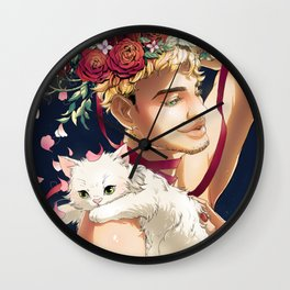 Christophe Giacometti Wall Clock