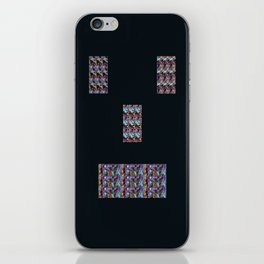 Mister Roboto iPhone Skin