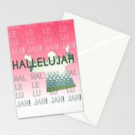 Hallelujah! Stationery Cards