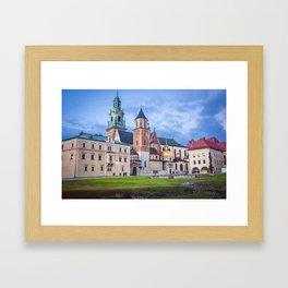 Krakow 1.6 Framed Art Print
