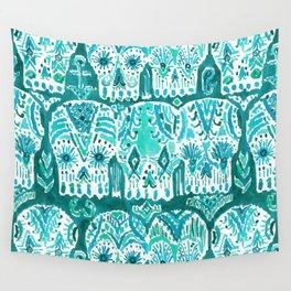 SEA SKULLS Wall Tapestry