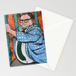 SNL Chris Farley as Matt Foley Stationery Cards