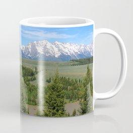 Snake River And The Grand Tetons Coffee Mug
