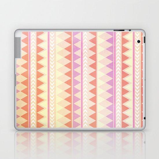 Summer Aztec Pattern Laptop & iPad Skin