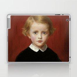 "John Everett Millais ""John Wycliffe Taylor, at the age of five"" Laptop & iPad Skin"