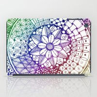 zen iPad Cases featuring Zen by Alohalani