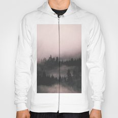 When the fog comes in Hoody
