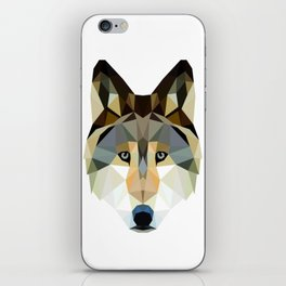 The Wolf of... iPhone Skin