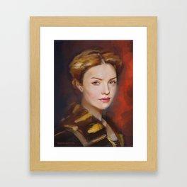 Lucrezia Borgia Framed Art Print