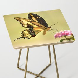 Giant Swallowtail Side Table