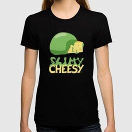 Slimy cheesy T-shirt