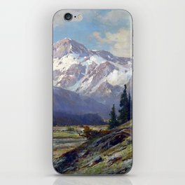 Max Cornelius Rocky Mountains iPhone Skin