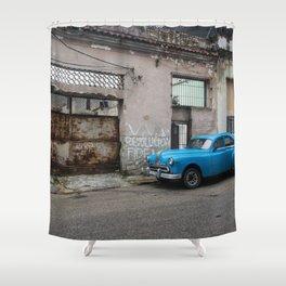 Viva la Revolucion Shower Curtain