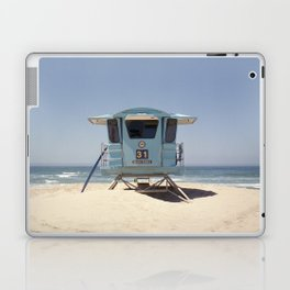 Lifeguard Tower #31 Laptop & iPad Skin