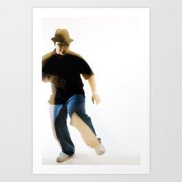 dancer #2 Art Print